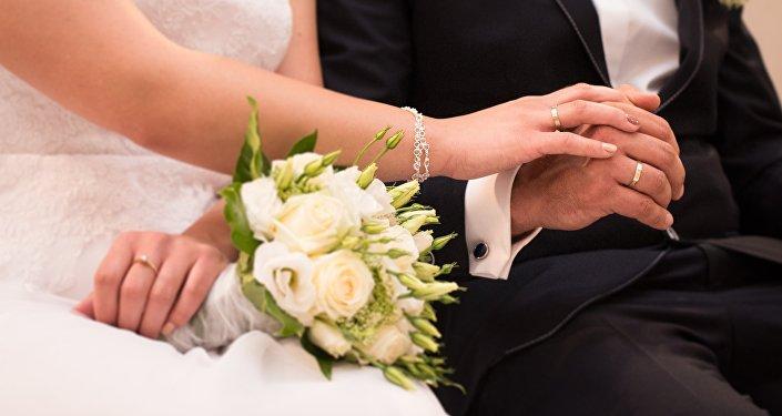 Свадьба, кольца