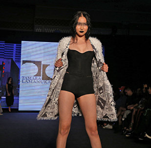 Алматыдағы Kazakhstan Fashion Week