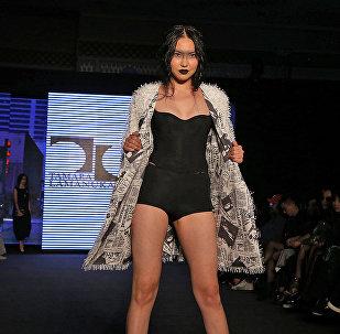Алматыдағы Kazakhstan Fashion Week
