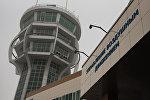 Аэропорт в Алматы