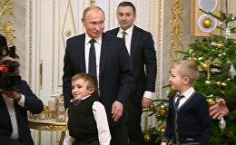 Владимир Путин исполнил мечту Артема Пальянова