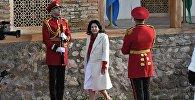 Церемония инаугурации Саломе Зурабишвили