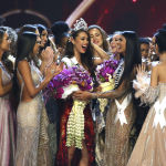 Победительница конкурса Мисс Вселенная 2018 Катриона Грей