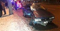 В аварии по проспекту Суюнбая погиб водитель авто