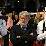 Создатель Звездных войн Джордж Лукас