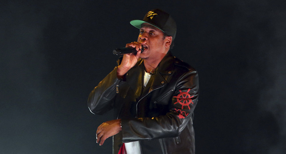 Музыкант Jay-Z