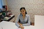 Главный эксперт Комитета охраны общественного здоровья  Министерства здравоохранения Казахстана Рабига Айтжанова