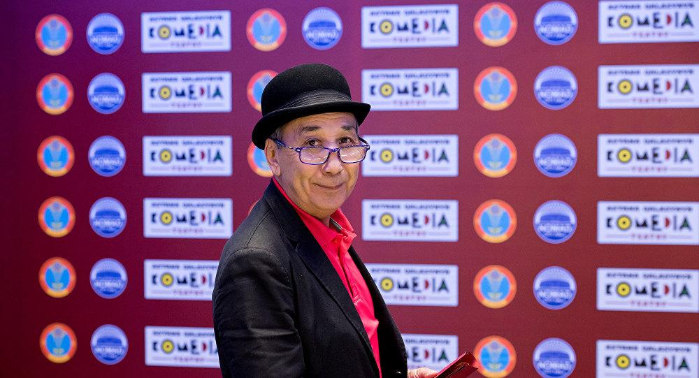 Артист цирка Карим Мутурганов