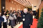 В Астане прошел премьерный показ завершающего киноальманаха продюсера Тимура Бекмамбетова Елки Последние