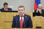 Депутат Государственной думы Анатолий Выборный