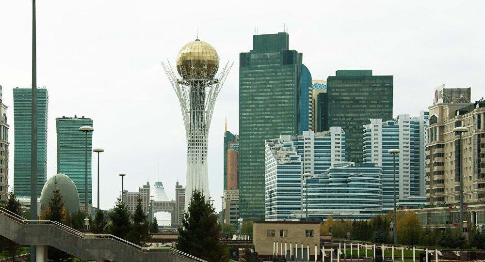 Астана, бәйтерек