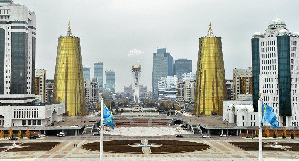 Решение опереносе столицы Казахстана