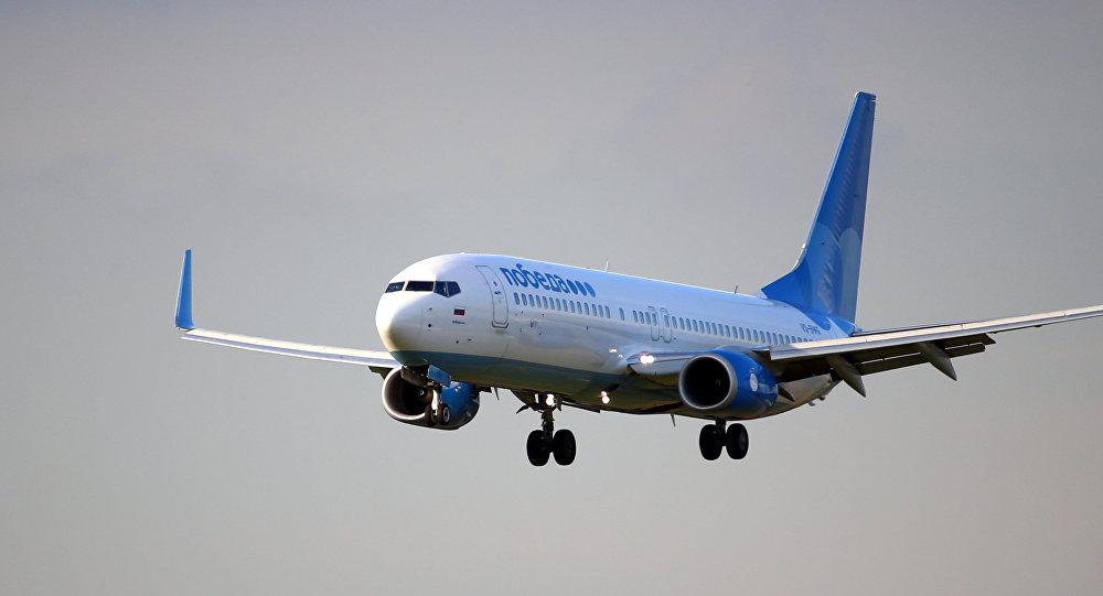 Русский лоукостер открывает рейс Самара-Алматы