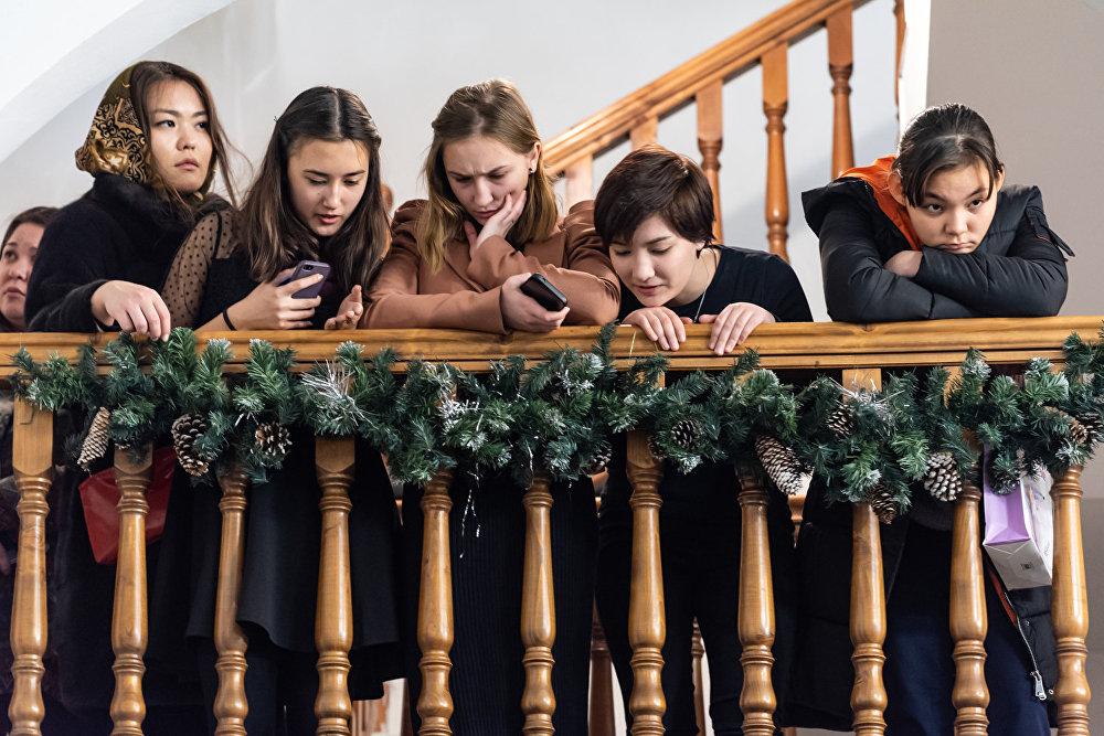 Рождественская Святая Месса в Приходе Пресвятой Троицы