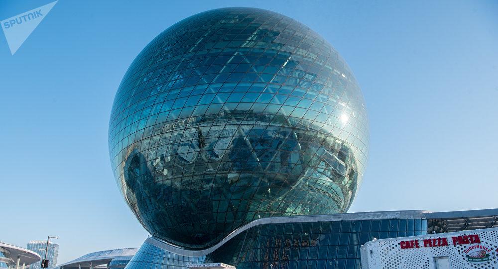 Музей энергии - сфера Нур Алем