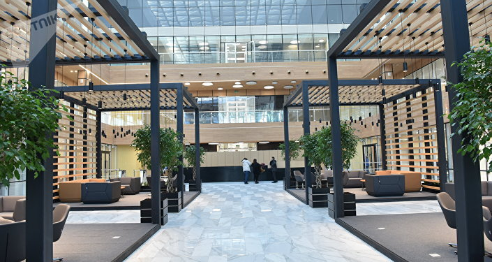 Новый бизнес-центр EXPO