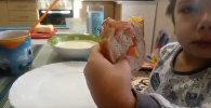 Неправильный бутерброд  - видео