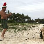 Гавай аралдарындағы жаңа жыл.