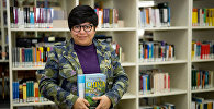 Студентка Назарбаев Университета Сандра Реал