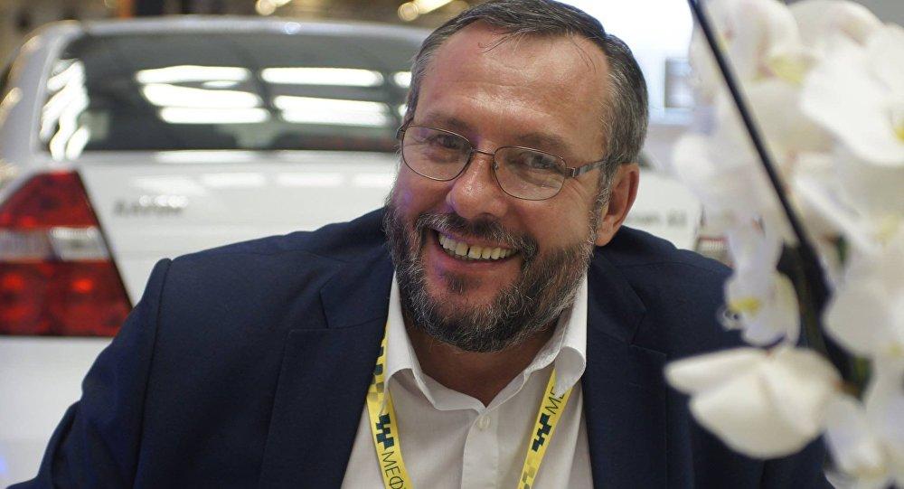 Председатель координационного совета профсоюза Таксист, член общественного совета при Минтрансе России Андрей Попков
