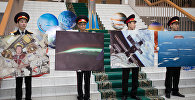 Роскосмос подарил школам Астаны уникальные космические фотографии