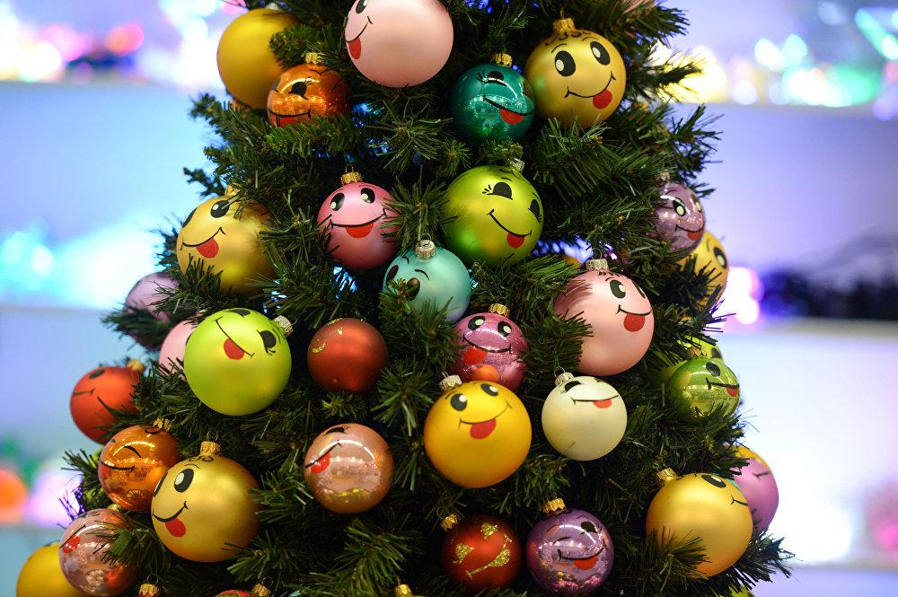 На международной торговой ярмарке новогодней и праздничной индустрии Christmas Time. 100 дней до Нового года в Москве
