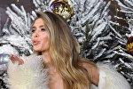 Актриса Вера Брежнева на премьере заключительной части новогоднего альманаха Елки последние