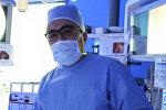 Заведующий отделением трансплантологии и гепатобилиарной хирургии столичной городской больницы №1 Абылай Донбай