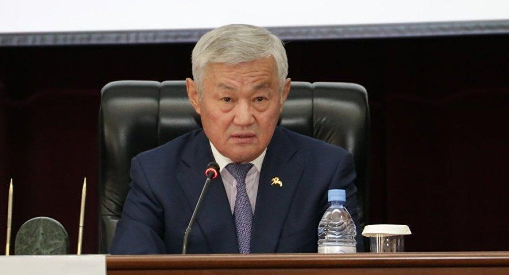 Бердібек Сапарбаев