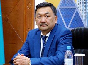Серік Егізбаев ауыл шаруашылығы вице-министрі