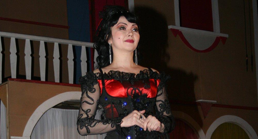 Шолпан Елгезекова