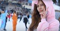 Каток Медеу в Алматы