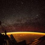 Земля с борта Международной космической станции