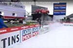 Летающий лыжник - видео