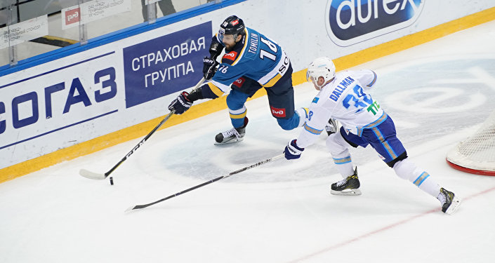 КХЛ 2018/19. СОЧИ - БАРЫС