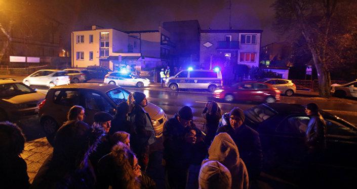 При прохождении квеста погибли пять несовершеннолетних, и один получил увечья в польском городе Кошалин, 4 января 2019 года. Ситуация на месте трагедии
