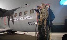 Операция по спасению 47 граждан Казахстана из Сирии