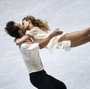 Поцелуй на льду