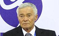 Легендарный волейболист Жанбекхан Саурамбаев