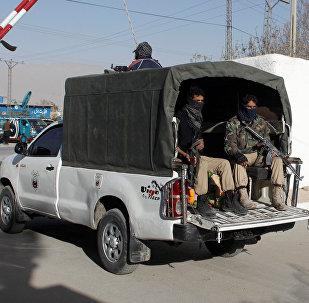 Кветтегі полиция дайындық орталығы