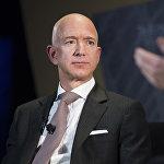 Amazon.com интернет компаниясының басшысы әрі құрылтайшысы Джефф Безос.