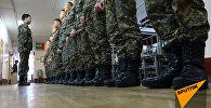 Рота, подъем! В каких условиях живут бойцы Национальной гвардии Казахстана