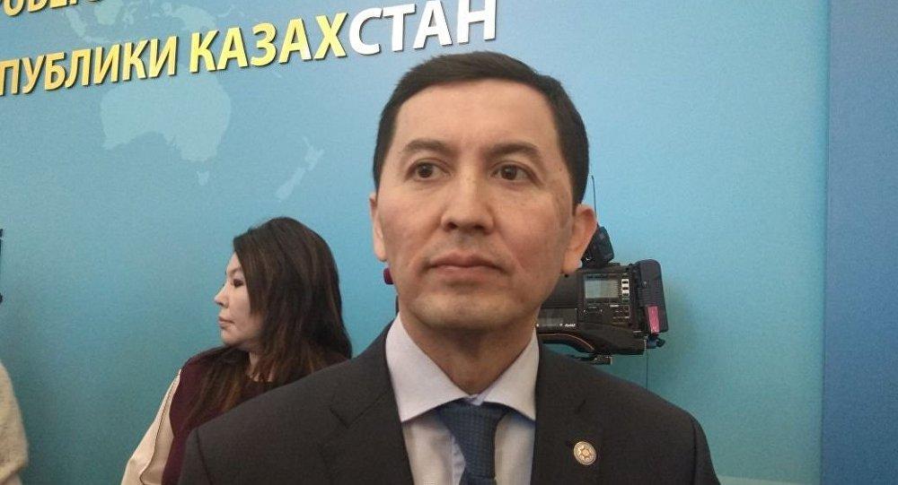 Бахытбек Рахымбердиев