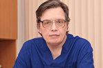 Врач неотложной помощи Андрей Звонков