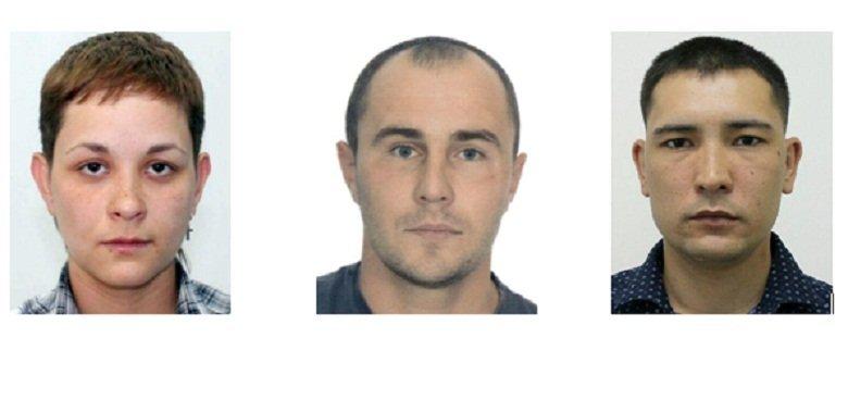 Подозреваемые в кражах мобильных телефонов в Астане