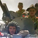 Начало вывода ограниченного контингента советских войск из Демократической Республики Афганистан.