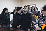 Виновнице резонансного ДТП в Астане не смягчили приговор- видео из суда