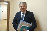 Председатель второго районного суда Есильского района  Бахытжан Есенов