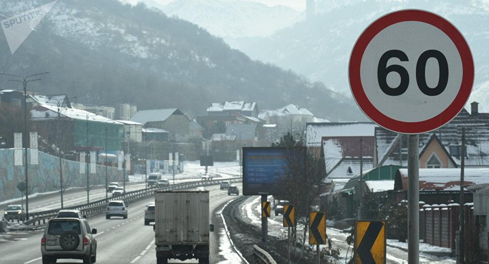 Суд признал законным снижение скорости на магистралях Саина, Аль-Фараби и ВОАД в Алматы