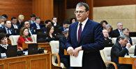 Сенатор, бывший заместитель генерального прокурора Андрей Лукин
